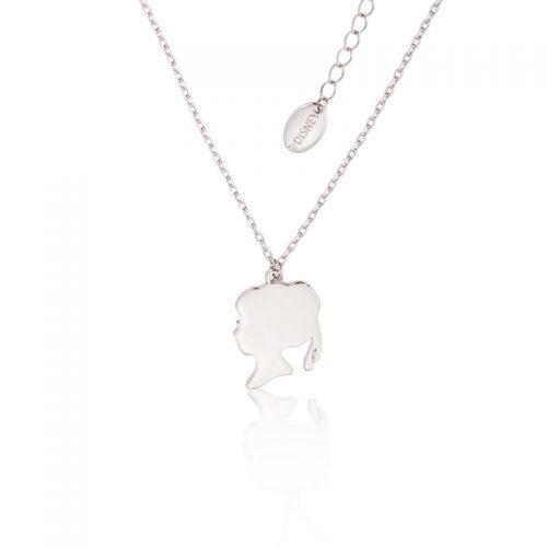 Disney Frozen Anna Silhouette Necklace