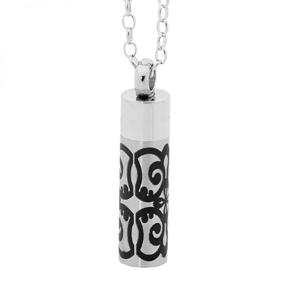 Memory Keeper Stainless Steel Necklace