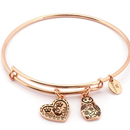 CHR35 Mother's Love Expandable Bangle