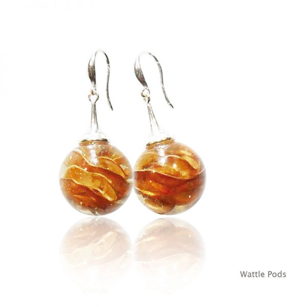 BOTANIGEM Honey Dip Earrings