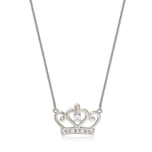 Disney Precious Metal Princess Necklace