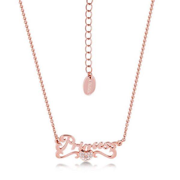 Disney Cinderella Princess Necklace