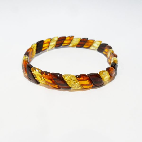 Genuine Baltic Amber Bracelet 086