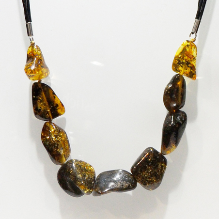 Genuine Baltic Amber Necklace 094