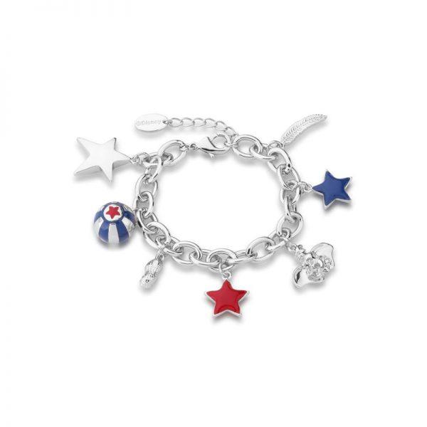 Disney Dumbo Charm Bracelet Silver