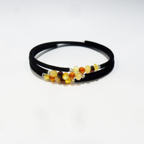 Genuine Baltic Amber Bracelet 108