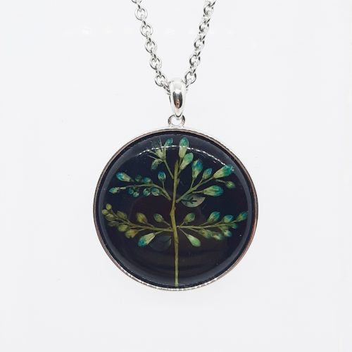 The Tree of Life Necklace Night