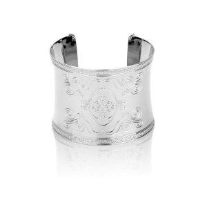 Disney-Aladdin-Magic-Carpet-Cuff-bracelet-White-Gold-Front-View-Jewellery-by-Couture-Kingdom-DSB550_900x