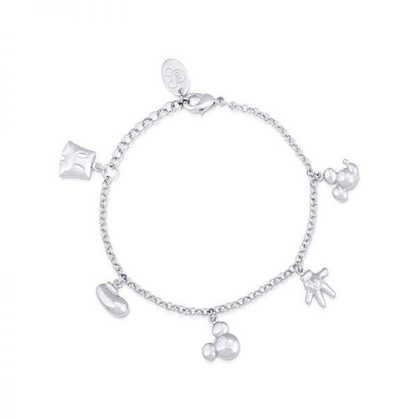 Disney Mickey Mouse Icon Charm Bracelet