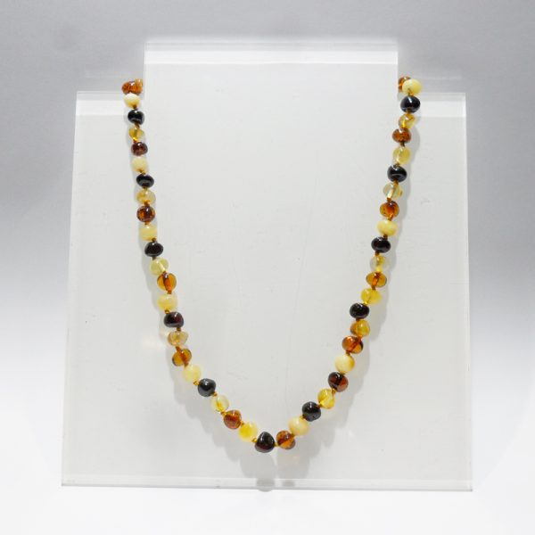 Genuine Baltic Amber Necklace 125
