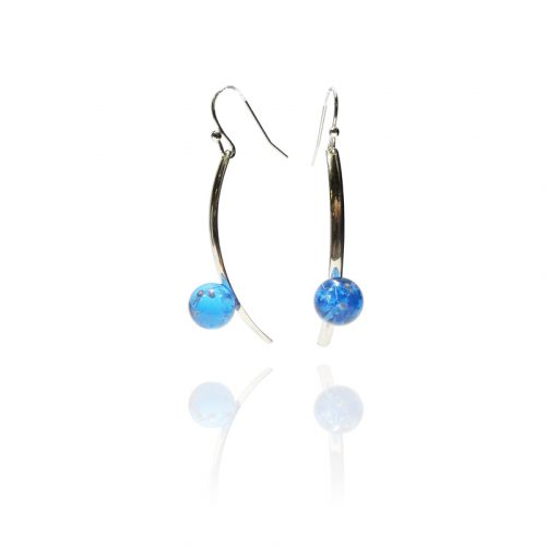BOTANIGEM Blue Desire Earrings