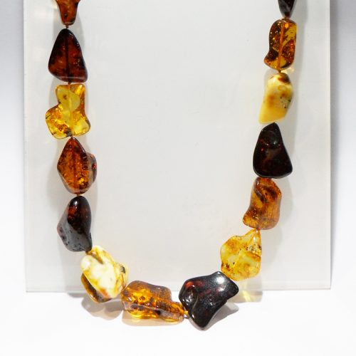 Amber necklace AC141
