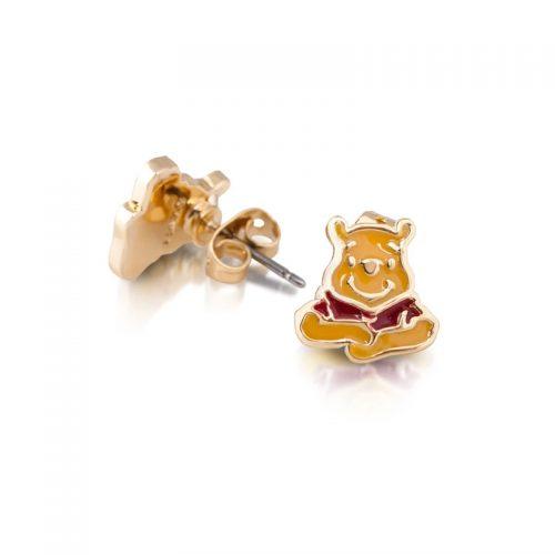 Disney Winnie the Pooh Enamel Stud Earrings