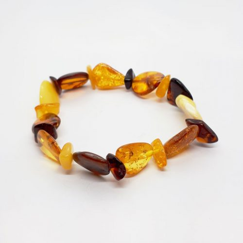 Genuine Baltic Amber Bracelet 152