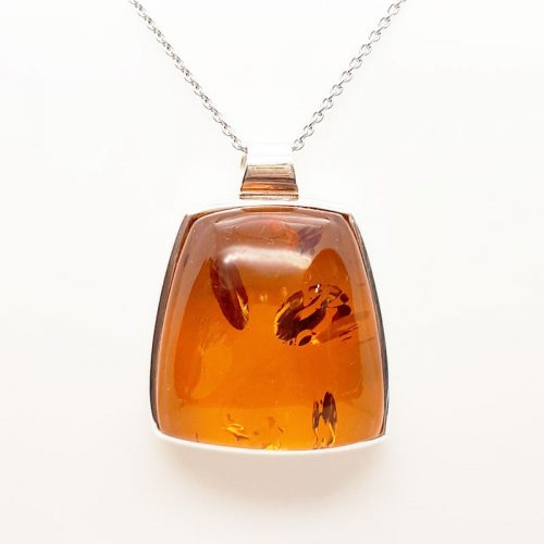 Genuine Baltic Amber Necklace 166
