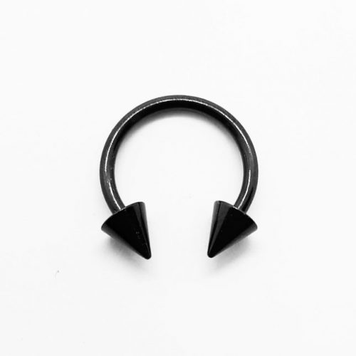 Surgical steel men's earrings ME085