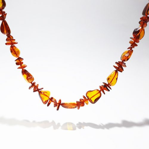 Amber necklace AC112