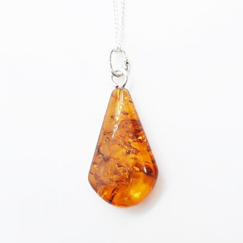 Amber Necklace AC175