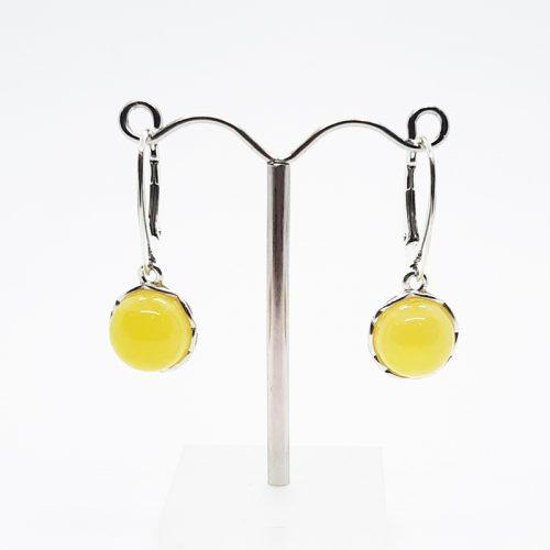 Amber earrings AC177