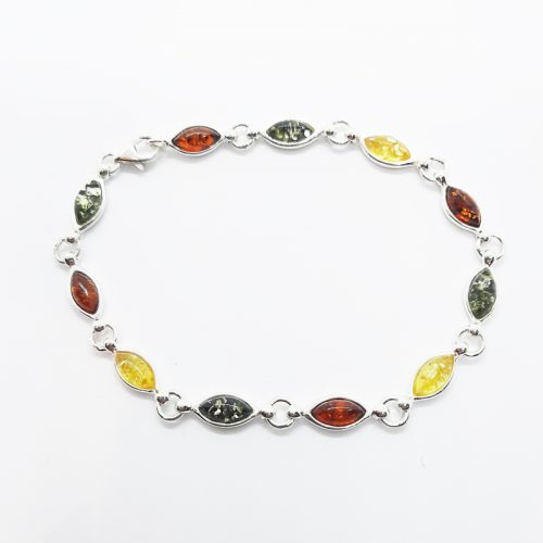 Genuine Baltic Amber Bracelet 181