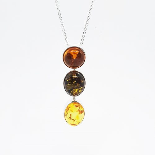 Genuine Baltic Amber Necklace 186