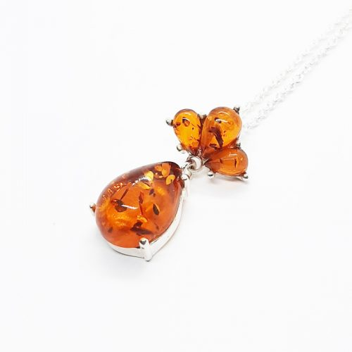Genuine Baltic Amber Necklace 187