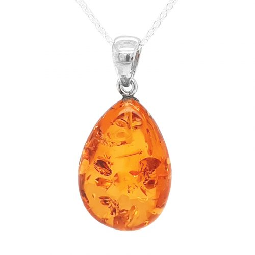 Genuine Baltic Amber Necklace 196