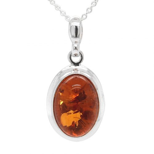 Genuine Baltic Amber Necklace 201