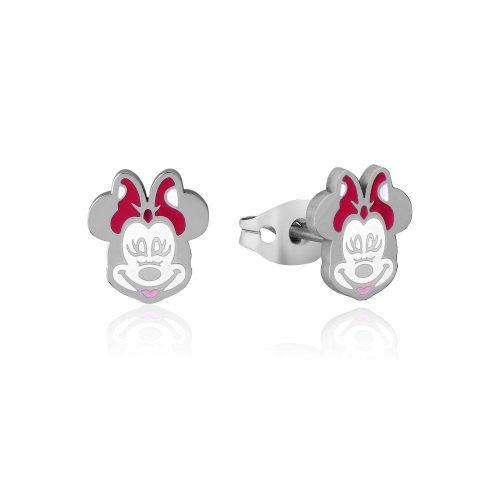 Disney ECC Minnie Mouse Enamel Stud Earrings