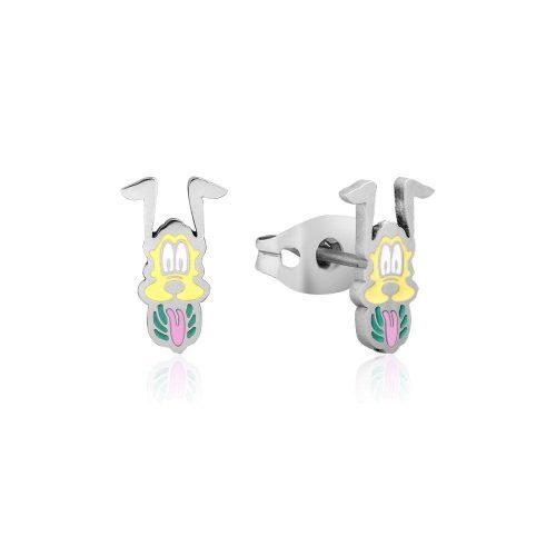 Disney ECC Pluto Enamel Stud Earrings