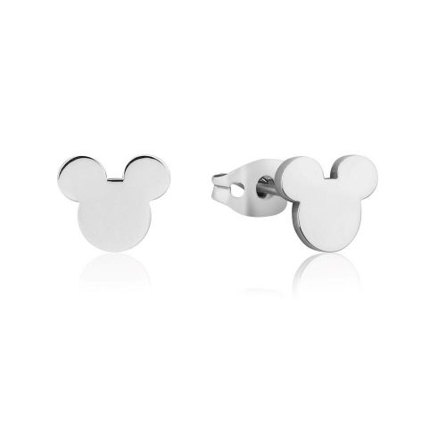 Disney ECC Mickey Mouse Stainless Steel Stud Earrings