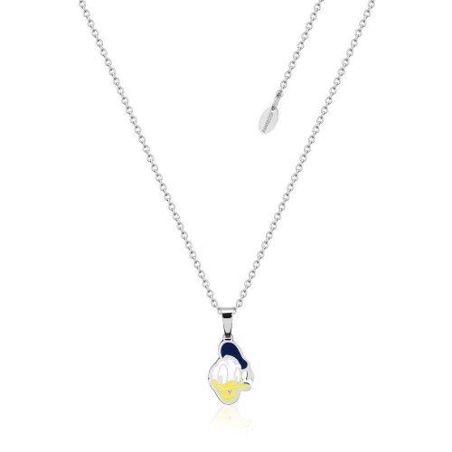 Disney ECC Donald Duck Enamel Necklace