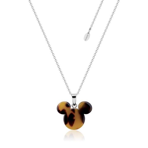 Disney ECC Mickey Mouse Tortoise Shell Necklace