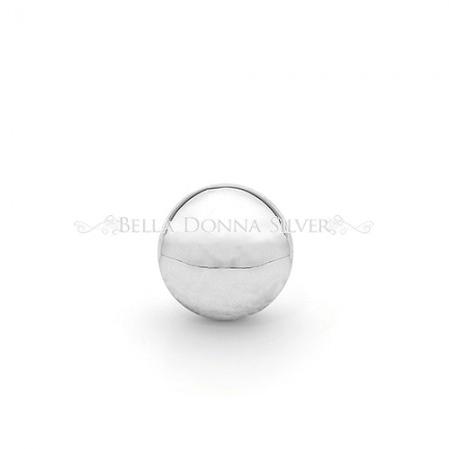 Silver Ball for Harmonyball Locket Pendant