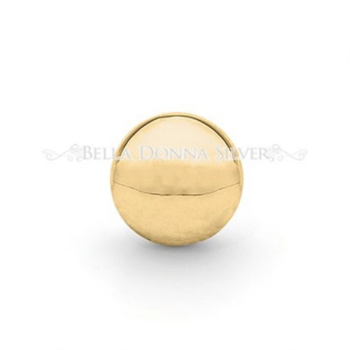 Brass Ball for Harmonyball Locket Pendant