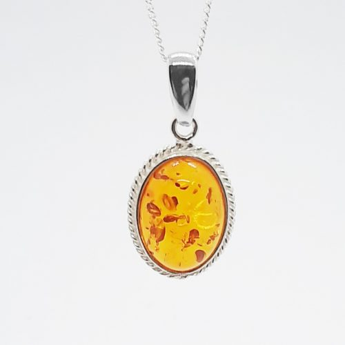 Genuine Baltic Amber Necklace 215