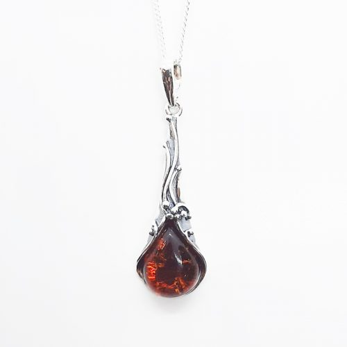 Genuine Baltic Amber Necklace 216