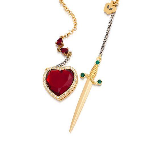 Disney Snow White Dagger Necklace
