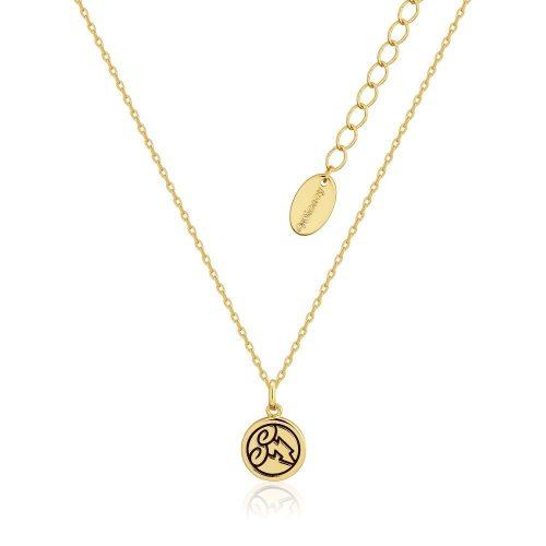 Disney Hercules Symbol Necklace