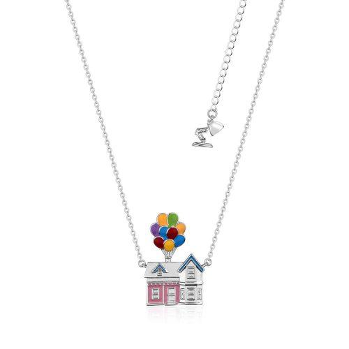 Disney Pixar Up House Necklace