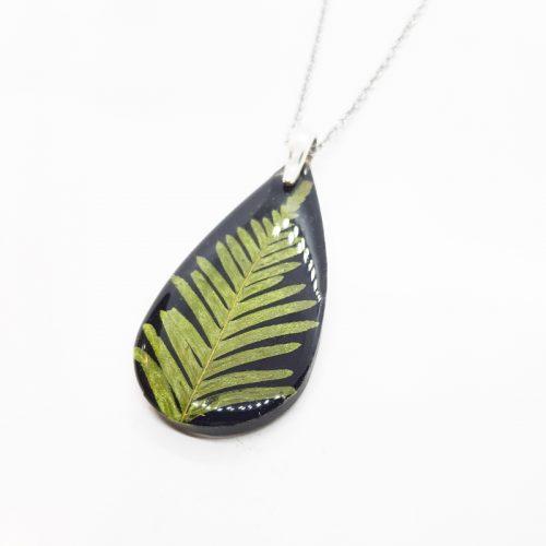 BOTANIGEM Rain Forest Necklace
