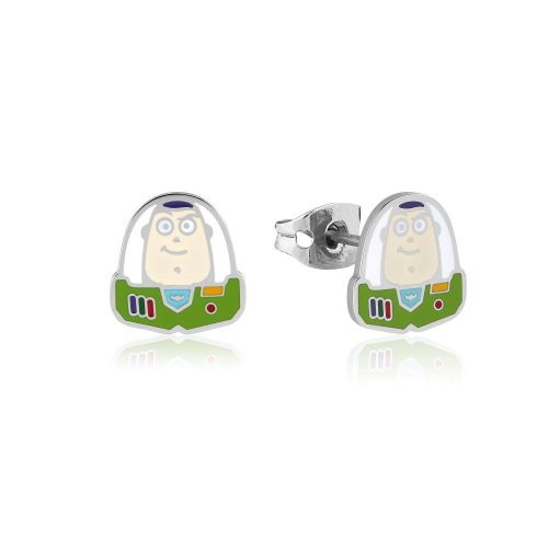 Disney Pixar ECC Toy Story Buzz Lightyear Stud Earrings
