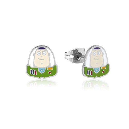 Disney Pixar ECC Toy Story Buzz Lightyear Stud Earrings