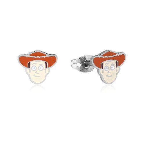 Disney Pixar ECC Toy Story Woody Stud Earrings