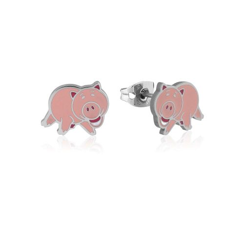 Disney Pixar ECC Toy Story Hamm Stud Earrings