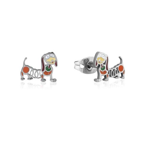 Disney Pixar ECC Toy Story Slinky Dog Stud Earrings