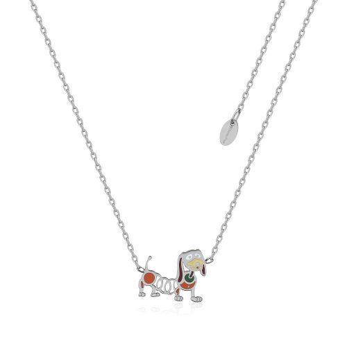 Disney Pixar ECC Toy Story Slinky Dog Necklace