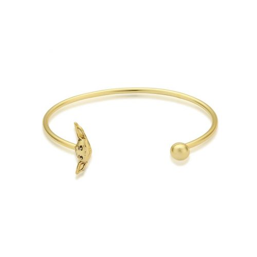 Star Wars The Mandalorian The Child Bracelet Yellow Gold