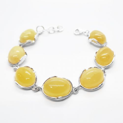 Genuine Baltic Amber Bracelet 252