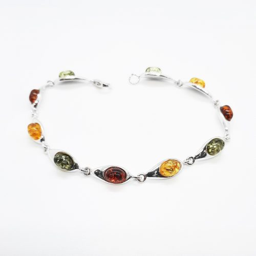 Genuine Baltic Amber Bracelet 253
